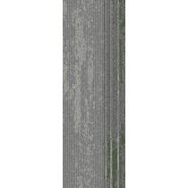 """Mohawk Group Disruptive Path Carpet Tile Lime Rush 12"""" x 36"""""""