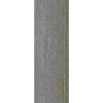"""Mohawk Group Disruptive Path Carpet Tile Mellow Yellow 12"""" x 36"""""""
