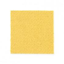 """Aladdin Commercial Color Pop Carpet Tile Lemon Zest 24"""" x 24"""" Premium"""