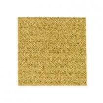 """Aladdin Commercial Color Pop Carpet Tile Ground Turmeric 24"""" x 24"""" Premium"""