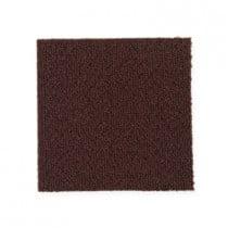 """Aladdin Commercial Color Pop Carpet Tile Aubergine 12"""" x 36"""" Premium"""