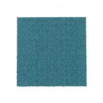 """Aladdin Commercial Color Pop Carpet Tile Kingfisher 24"""" x 24"""" Premium"""