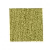 """Aladdin Commercial Color Pop Carpet Tile Limeade 12"""" x 36"""" Premium"""