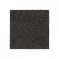 """Aladdin Commercial Color Pop Carpet Tile Peppercorn 24"""" x 24"""" Premium"""