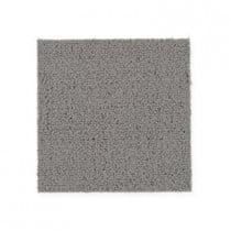 """Aladdin Commercial Color Pop Carpet Tile Stainless 24"""" x 24"""" Premium"""