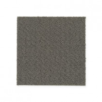 "Aladdin Commercial Color Pop Carpet Tile Graphite 12"" x 36"" Premium"