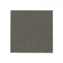 """Aladdin Commercial Color Pop Carpet Tile Graphite 24"""" x 24"""" Premium"""