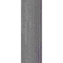 "Mohawk Group Disruptive Path Carpet Tile Pink Berry 12"" x 36"""