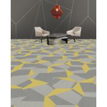 Shaw Contact Hexagon Carpet Tile Sublime Scale Room Scene