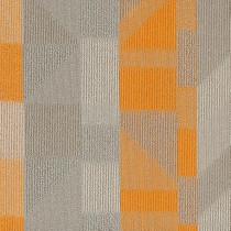 Shaw Engage Tile Clarity Orange