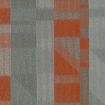 Shaw Engage Tile Nuance Orange