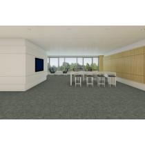 Shaw Sculpt Loop Carpet Tile Nuance Office Scene