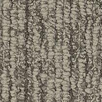 "Pentz Segment Modular Carpet Tile Silver 24"" x 24"" Premium (72 sq ft/ctn)"