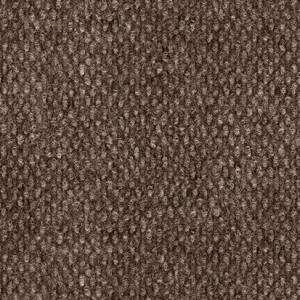 "Infinity Highland Hobnail Peel & Stick Carpet Tile Espresso 18"" x 18"" Premium(36 sq ft/ctn)"