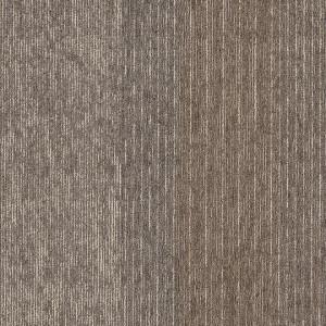 "Shaw Arrange Carpet Tile Metallic Beige 24"" x 24"" Builder(80 sq ft/ctn)"