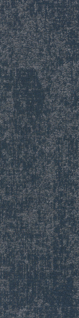 "Shaw Top Stitch Carpet Tile Midnight 12"" x 48"" Builder(48 sq ft/ctn)"