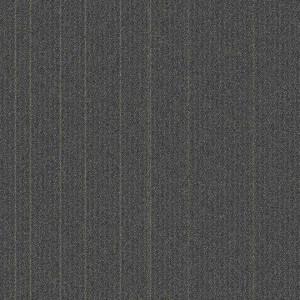 "Mohawk Group Mindful Carpet Tile Charcoal 24"" x 24"" Premium"