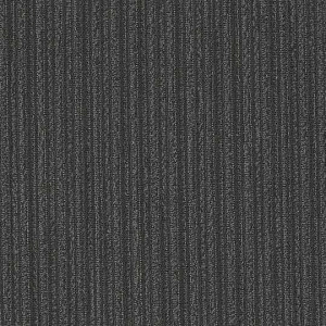 Shaw Linear Hexagon Carpet Tile Charcoal