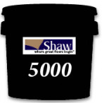 Shaw Carpet Tile Pressure Sensitive G5001 Adhesive 1 Gallon
