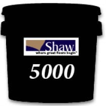 Shaw Carpet Tile Pressure Sensitive G5001 Adhesive 1 Gallon